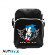 Sonic - Sac Besace Too slow Petit Format