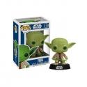 Star Wars - Figurine POP! Yoda 9cm