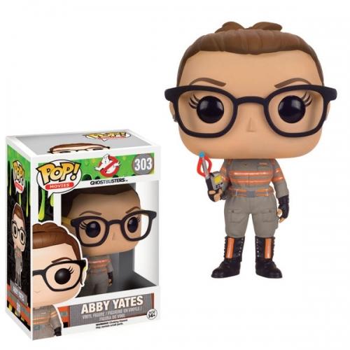 Ghostbusters 2016 - Figurine POP! Abby Yates