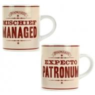 Harry Potter - Set tasses Espresso Espresso Patronum