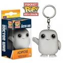 Doctor Who - Figurine Pocket Pop Porte Cle Adipose figurine 4cm