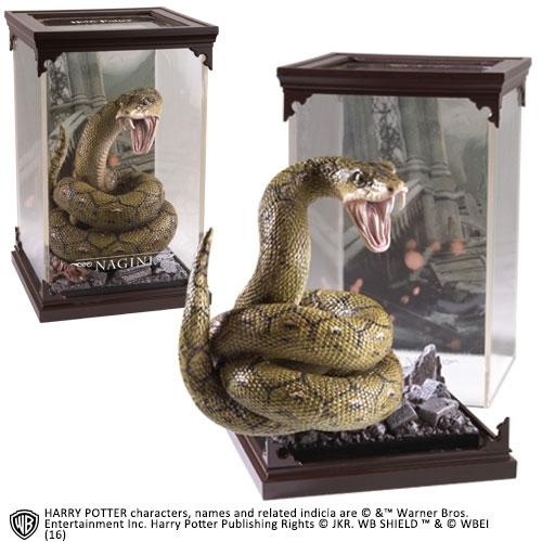 Harry Potter - Statuette Magical Creatures Nagini 19 cm