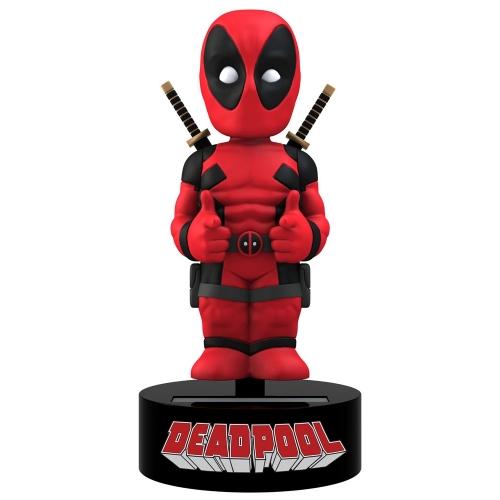Marvel Comics - Figurine Body Knocker Bobble Deadpool 15 cm