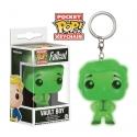 Fallout - Porte-clés Pocket POP! Vault Boy Glow In The Dark 4 cm