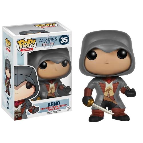 Assassins Creed - Figurine Pop Arno 9cm