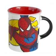 Spider-Man - Mug White Wall