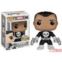 Marvel - Figurine Pop Punisher Exclu 10cm