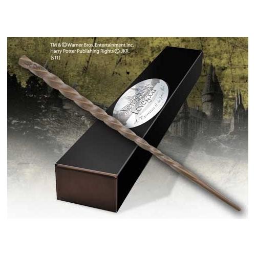 Harry Potter - Réplique baguette de Xenophilius Lovegood (Edition personnage)