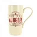 Harry Potter - Mug Latte-Macchiato Muggles