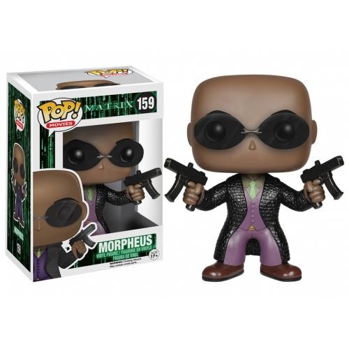 Matrix - Figurine Pop Morpheus 9cm