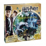 Harry Potter - Puzzle Magical Creatures