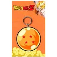 Dragonball Z - Porte-clés caoutchouc 7 cm