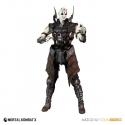 Mortal Kombat X - Figurine Quan Chi 15 cm