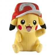 Pokemon - Peluche Pikachu Ash Cap 26 cm