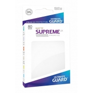 Ultimate Guard - 80 pochettes Supreme UX Sleeves taille standard Blanc Mat