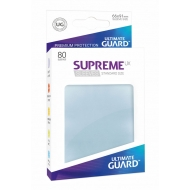 Ultimate Guard - 80 pochettes Supreme UX Sleeves taille standard Transparent