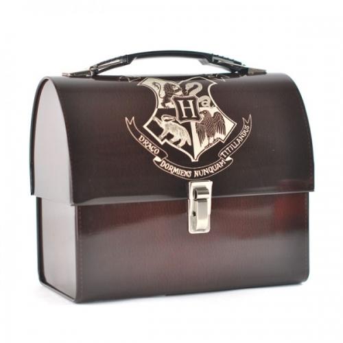 Harry Potter - Boite métal Hogwarts Crest