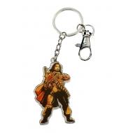 Star Wars Rogue One - Porte-clés métal Baze Malbus