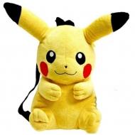 Pokemon - Sac à dos peluche Pikachu 27 cm