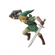 The Legend of Zelda Twilight Princess HD - Mini figurine Medicom UDF Link 7 cm