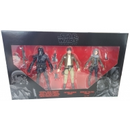Star Wars Rogue One Black Series - Pack figurines Rebels vs. Imperials 2016 Exclusive 15 cm