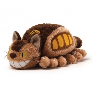 Studio Ghibli - Peluche Little Fluffy Cat Bus 20 cm