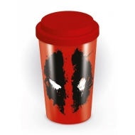 Marvel Comics - Mug de voyage Deadpool