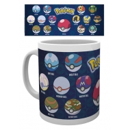Pokemon - Mug Ball Varieties