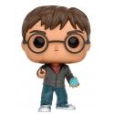 Harry Potter - Figurine POP! Harry With Prophecy 9 cm