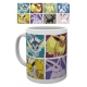 Pokemon - Mug Eevee Evolution