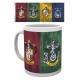 Harry Potter - Mug All Crests