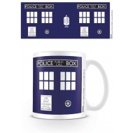 Doctor Who - Mug Tardis