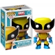 Marvel Comics - Figurine POP! Bobble Head Wolverine 10 cm