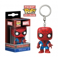 Spider-Man - Porte-clés Pocket POP! Spider-Man 4 cm