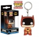 Batman - Pocket Pop Porte Cle Batman 75th Anniv Colourways Orange 4cm