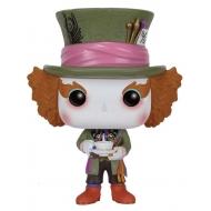 Alice au Pays des Merveilles - Figurine POP! Le Chapelier Fou 9 cm