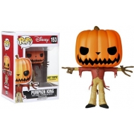 NBX - Figurine POP Jack Pumpkin King Exclu Glow in the Dark 10cm