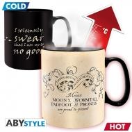 Harry Potter - Mug Thermoréactif Maraudeur 460 ml