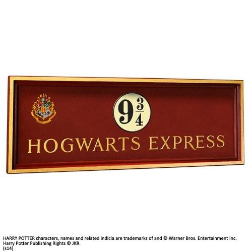 Harry Potter - Décoration murale Hogwarts Express 56 x 20 cm