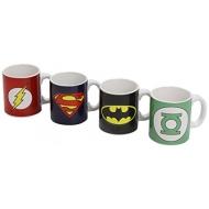 DC Comics - Set Espresso Heroes