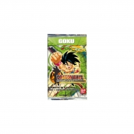 DRAGON BALL JCC - Pack de 5 Booster Super Série Goku