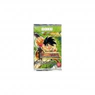 DRAGON BALL JCC - Pack de 5 Booster Super Série Goku