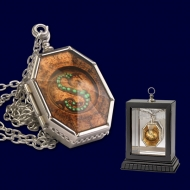 Harry Potter - Réplique médaillon Horcrux de Salazar Serpentard
