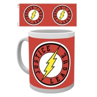 DC Comics - Mug Flash Justice League