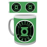 DC Comics - Mug Green Lantern Justice League