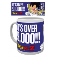 Dragon Ball Z - Mug Its Over 9000