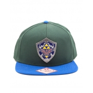 The Legend of Zelda - Casquette Snap Back Metal Shield