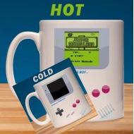 Nintendo Game Boy - Mug décor thermique Super Mario Land