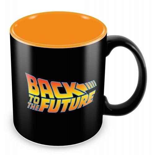 Retour vers le Futur - Mug Logo