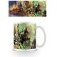 The Legend of Zelda Twilight Princess - Mug Characters
